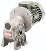 FRS-MAL worm gearbox