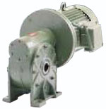 FRS-SGA worm gearbox