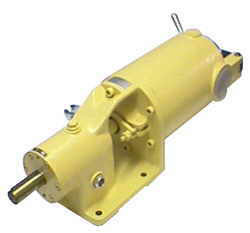 SUP screw pump specially designed for pumping chocolate