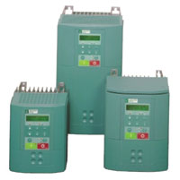 Eurotherm 605 series inverters