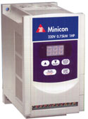 Teco Speecon 7200 Minicon AC variable speed drive