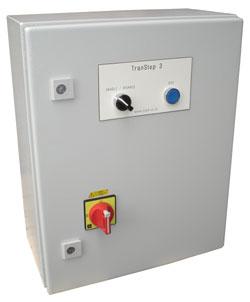 TranStep label applicator controller