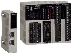 Mitsubishi Compact PLC type: FX2NC (picture 2)