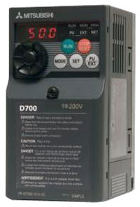 Acp Amp D Limited Mitsubishi D700 Series Inverters