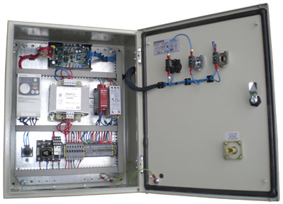 TranStep - internal picture