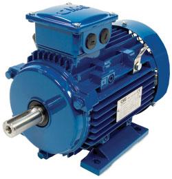CMG SLA series three phase aluminium ac inducation motors
