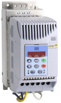 Index - WEG Automation CFW08 series inverters