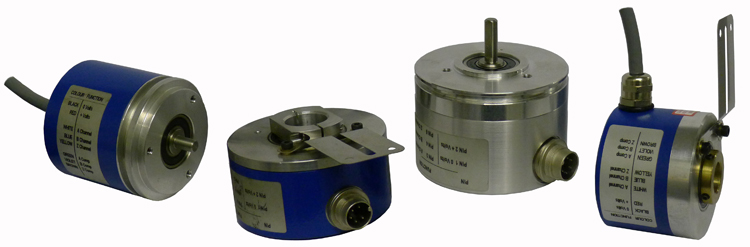 HMK Technical Services encoders